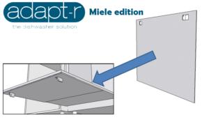 Hoe bouw je een Miele vaatwasser in een Ikea keuken