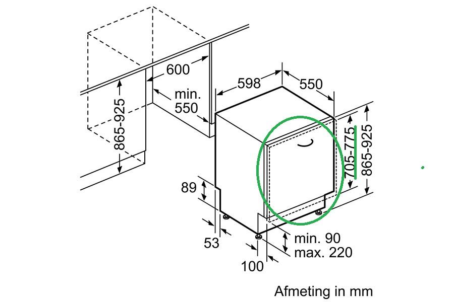 Uitleg over inbouwen in ikea keuken